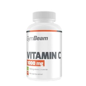 GymBeam Vitamin C 1000mg unflavored 90 tablet