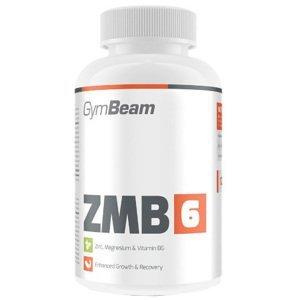 GymBeam ZMB6, Bez příchutě, 120 kapslí