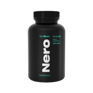 GymBeam Spalovač tuků Nero 120 kapslí