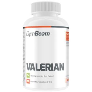 GymBeam Valerian 60 kapslí
