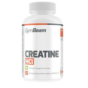 GymBeam Creatine HCl 120 kapslí