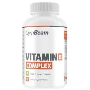 GymBeam Vitamin B Complex unflavored 120tab