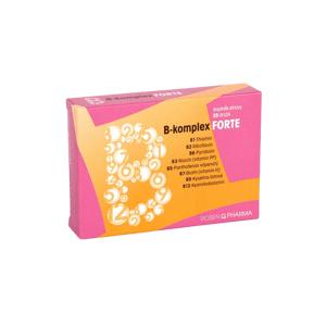 Rosen B-komplex FORTE dražé 25ks