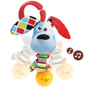 Yookidoo Hudební zvířátko - Pejsek