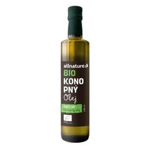 Allnature Konopný olej 250ml
