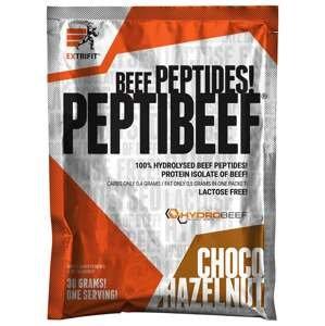 Extrifit Peptibeef Čokoláda-oříšek 30g