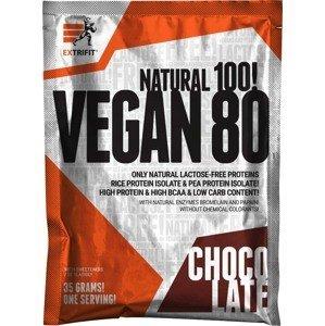 Extrifit Vegan 80 35g čokoláda