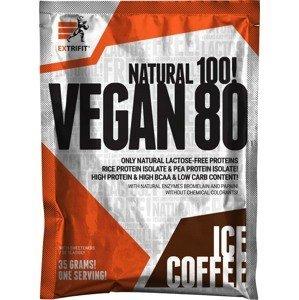 Extrifit Vegan 80 35g ledová káva