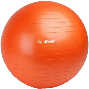 GymBeam Fitball míč oranžový 65cm