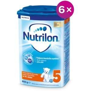 Nutrilon 5, 6x800g