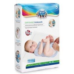 Canpol babies Jednorázové hygienické podložky 10ks