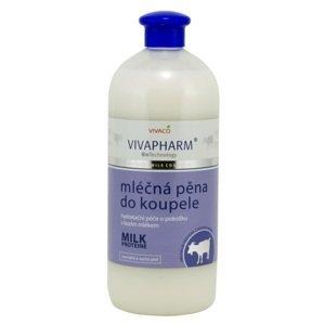 Vivapharm Koupelová pěna s kozím mlékem 1000ml