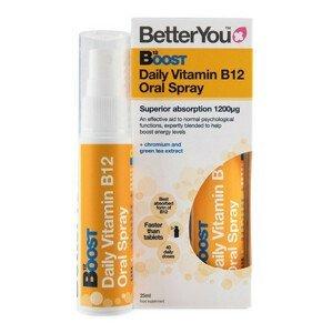 BetterYou Vitamín B12 Orální sprej 25ml