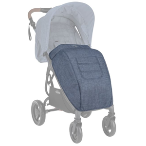 Valco Baby  Nánožník ku kočárku Snap Trend Tailor Made Denim