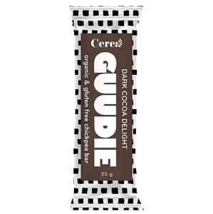 Cerea  Guudie Bio tyčinka s cizrnou kakao 35g