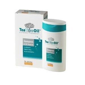 Dr.Müller Tea Tree Oil šampon proti lupům 200ml