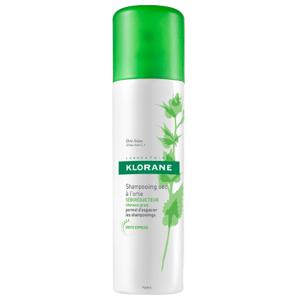 KLORANE Ortie Suchý šampon pro mastné vlasy 150ml