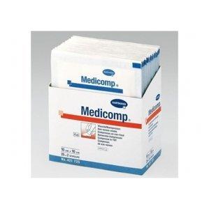 Kompres Medicomp sterilní 10x10cm 25x2ks