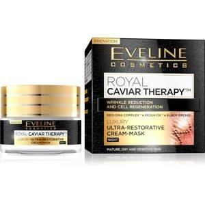 Eveline Cosmetics  Eveline Royal Caviar - Protivráskový ultra výživný noční krém-maska 50ml