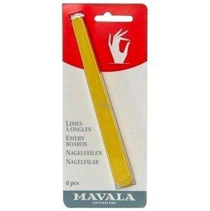 MAVALA Pilníky 8ks