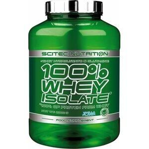 SciTec Nutrition 100% Whey Isolate vanilka 2000g