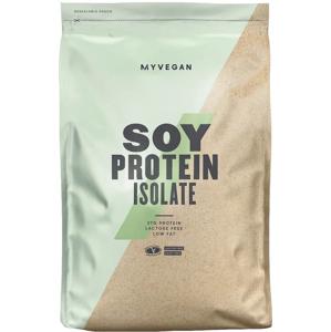 MyProtein Sojový Protein Isolate, Bez příchutě 1kg