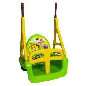 Tega  Dětská houpačka 3v1 safari Swing green