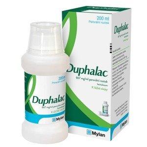 Duphalac 667g/l roztok 200ml