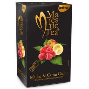 Biogena  Čaj Majestic Tea Malina & Camu Camu 20x2.5g