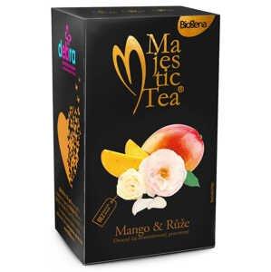 Biogena  Čaj Majestic Tea Mango & Růže 20x2.5g