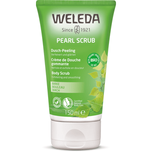 WELEDA Březový sprchový peeling 150ml