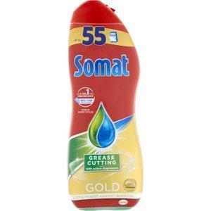Somat Gel do myčky Gold Anti Grease 55 praní 990ml