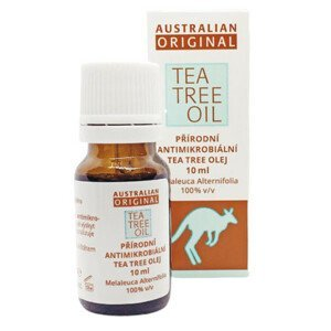 Australian Original Tea Tree Oil 100% 10ml