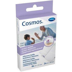 COSMOS Ultra jemná dělená 25x72mm/6ks + 40x60mm/2ks