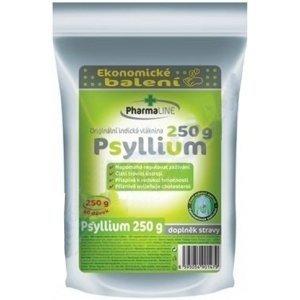 PharmaLINE  Psyllium - vláknina 250g ekonomické balení - sáček