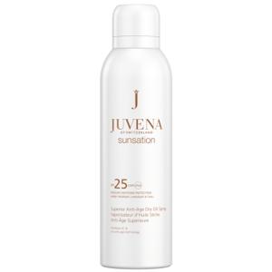 Juvena Sunsation Suchý olej na opalování SPF25 200ml
