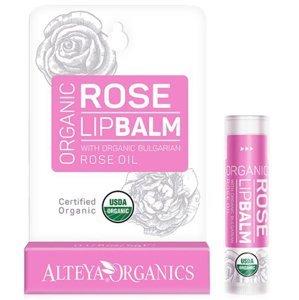 Alteya Organics  Alteya Balzám na rty s růžovým olejem 5g
