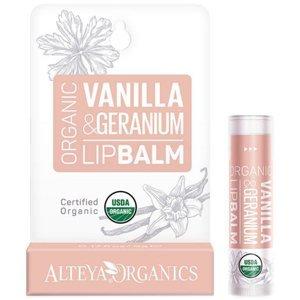 Alteya Organics  Alteya Balzám na rty s vanilkou a muškátem 5g