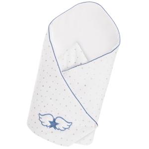 Belisima Baby  Belisima Zavinovačka s výztuží Angel Baby modrá
