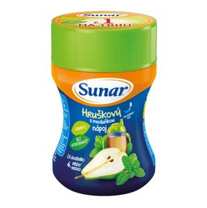 Sunárek rozpustný nápoj meduňkový s hruškami 200g (bez sacharózy)