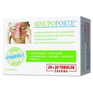 SINUPO Forte 20+20 tobolek