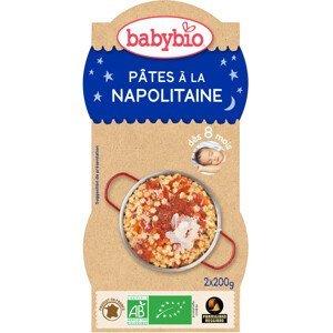 BABYBIO Neapolské těstoviny 2x200g