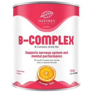 Nutrisslim B-Complex pomeranč 150g
