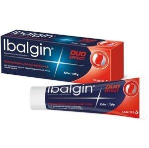Ibalgin® Duo Effect 50mg/g+2mg/g krém 100g