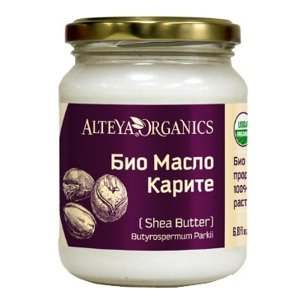 Alteya Organics  Bio Alteya Bambucké máslo 100% 200ml