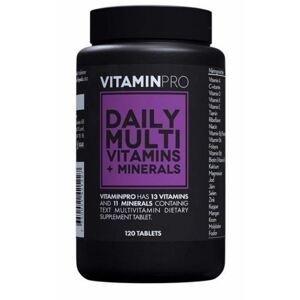 VitaminPro multivitamíny 120 kapslí
