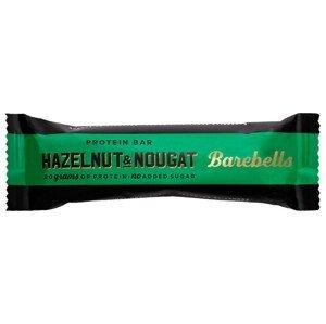 Barebells Protein lískový oříšek a nugát 55g