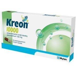 Kreon 10000U 20 tvrdých tobolek