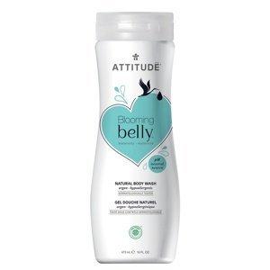 ATTITUDE Blooming Belly Přírodní tělové mýdlo nejen pro těhotné s arganem 473ml