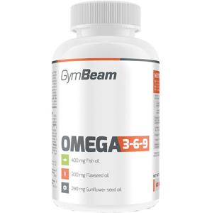 Gymbeam Omega 3-6-9 120 kapslí